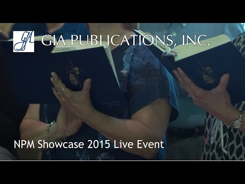 NPM 2015 GIA Publications Inc. Showcase