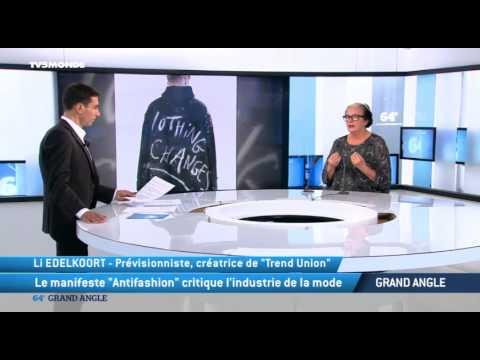 TV5MONDE : L'industrie a-t-elle tué la mode ?