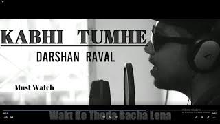 Kabhii Tumhhe -  Shershaah |Deb B | Sidharth–Kiara | Javed-Mohsin | Darshan Raval | Rashmi V