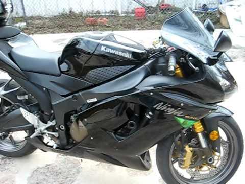 2006 Kawasaki Ninja ZX-6R 636 - YouTube