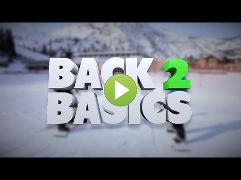 Thrive Snowboarding: Back 2 Basics - Ep 1 - First Day On Snow - Part 1