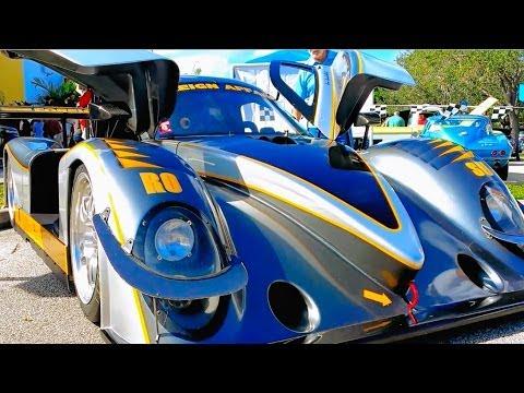 RACECAR RILEY Mk XXII - THE CRAZY FAST DAYTONA PROTOTYPE