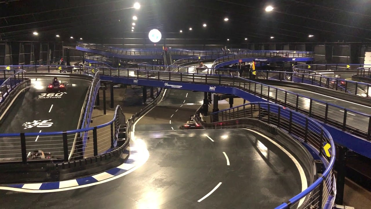 New go-karting track satisfies need for speed - Entertainment & Life