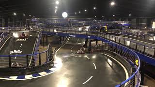 Go Karts at Supercharged Entertainment in Wrentham