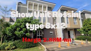 Rumah contoh full furnish Lt 96m2 Lb 101m2 Kt 4+1 Km 3+1 Harga 2.88M cash keras . Ada discount khusus bulan ini. Tersedia cara bayar kpr dan cash ...
