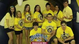 Quinnipiac Class of 2018 Orientation I - June 6, 2014