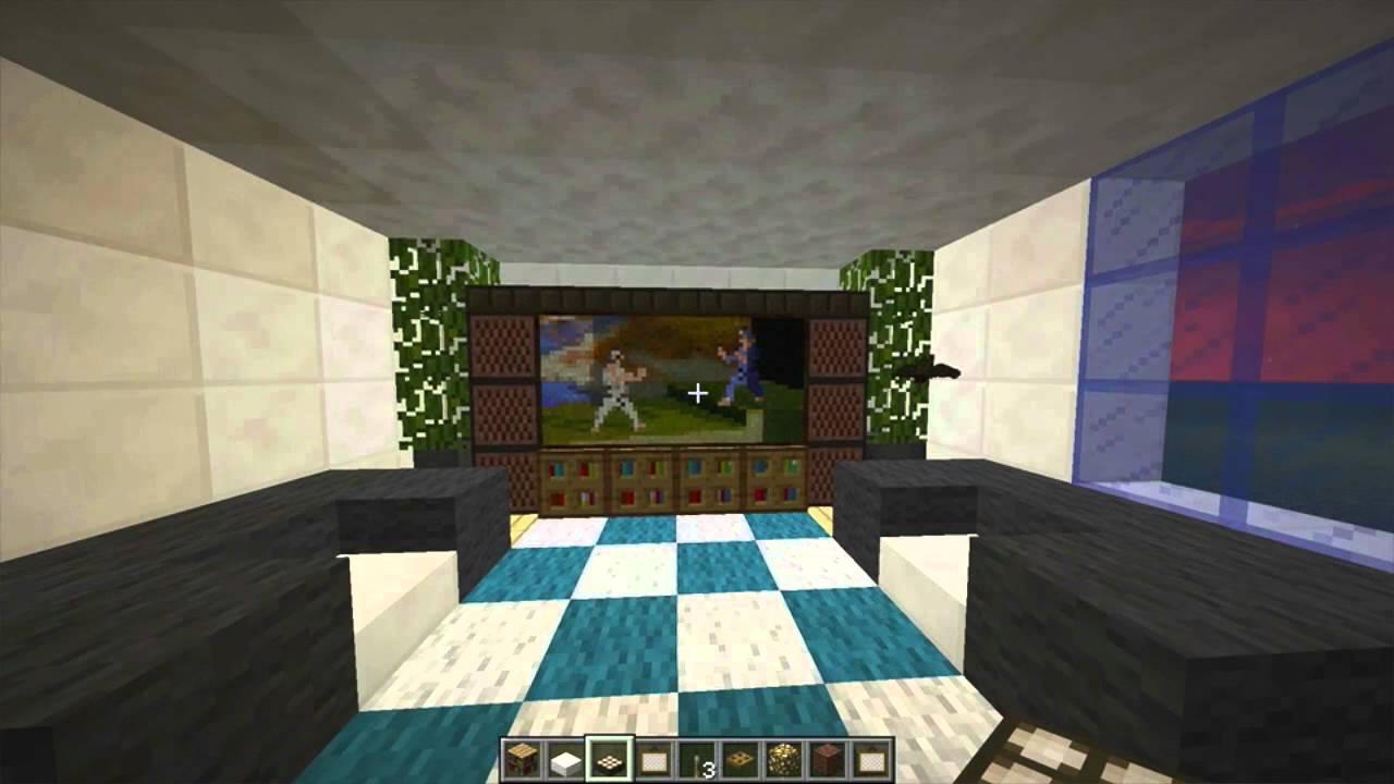 como decorar tu casa en minecraft parte 1 youtube