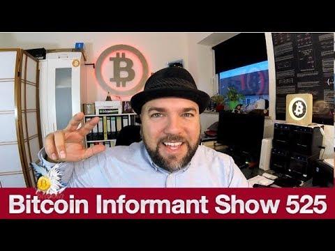#525 Craig Wright und die Twitter Filterblase, Bitcoin Weltreservewährung Max Keiser & Proof of Key