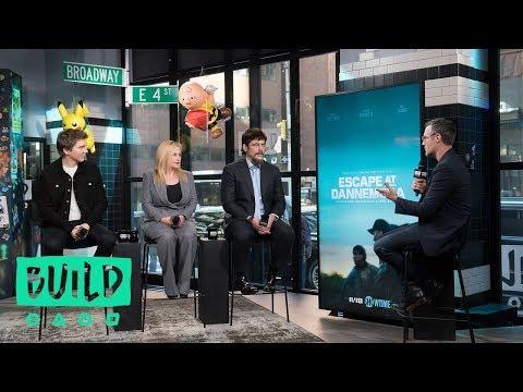 Benicio Del Toro, Patricia Arquette & Paul Dano Discuss time's