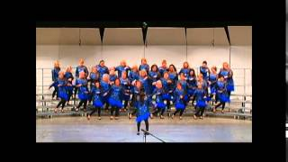 2014 How Many Hearts Have You Broken - Voices United Chorus (barbershop chorus)