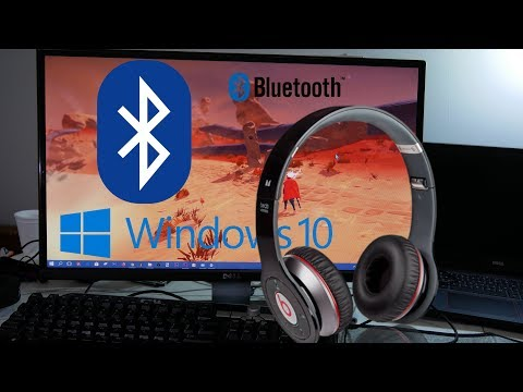Bluetooth headphone working on pc adapter