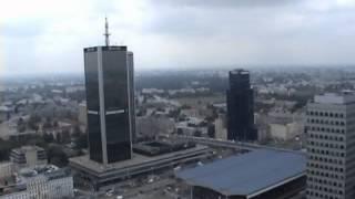 PKiN Taras Widokowy 30 piętro