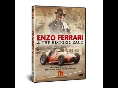 Enzo Ferrari & The Historic Race (ENG)