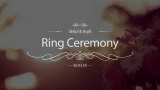 Engagement Shilpi & Arpit