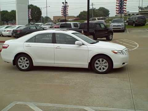 Roberts Toyota 2008 Toyota Camry XLE   YouTube