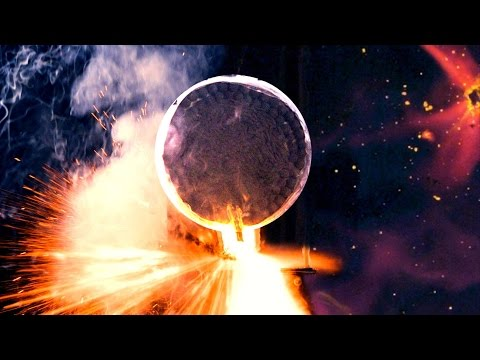 Inside Exploding Giant Firework Shell (3200 FPS Slow Motion)
