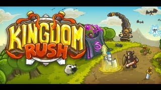Kingdom Rush Android App Review - CrazyMikesapps