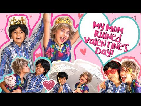 Valentines Day Skits - Embarrassing Mom Coupon Book : Sketch Comedy // GEM Sisters