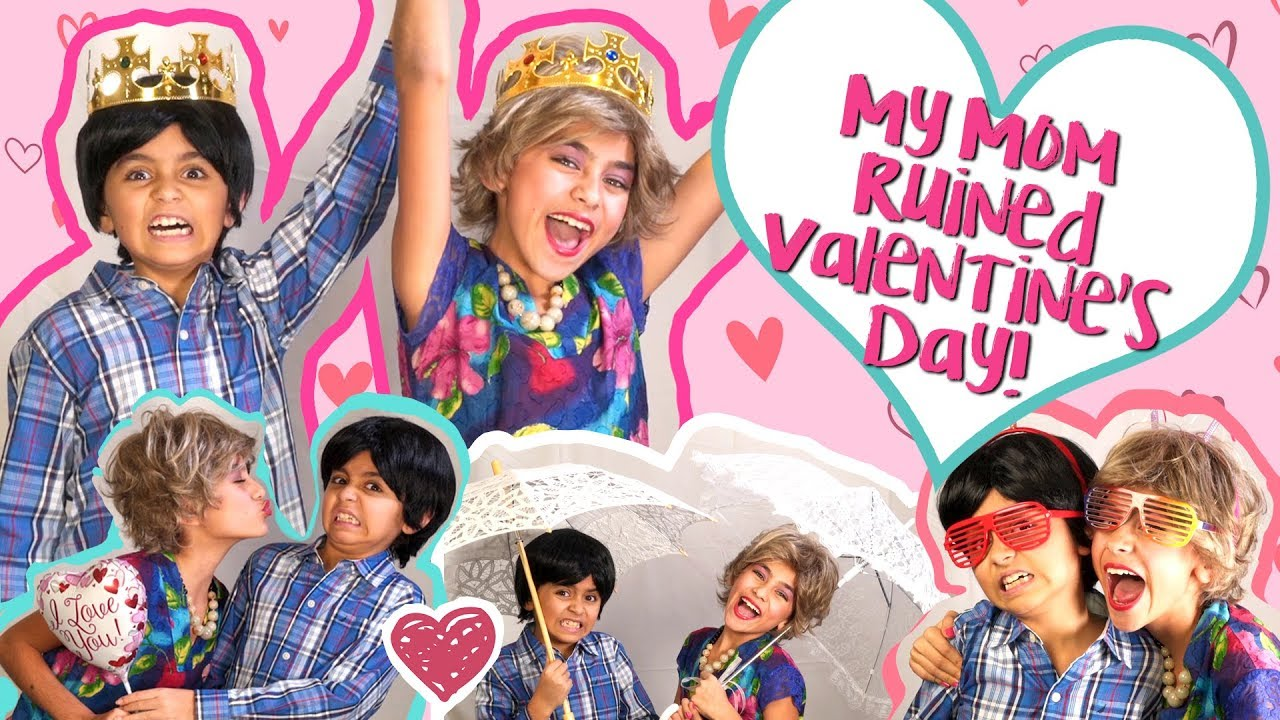 valentines day skits