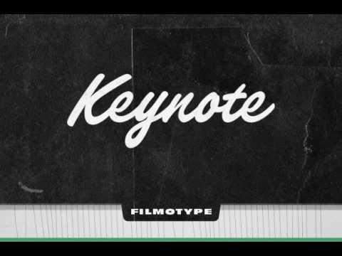 Filmotype Keynote Font Download