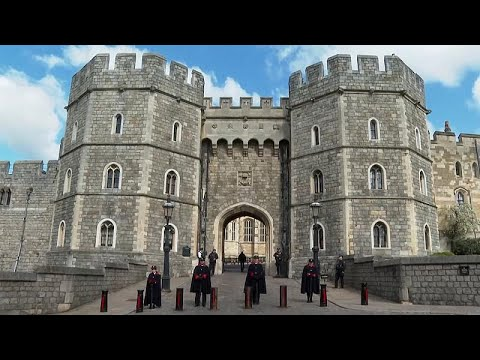 شاهد: استعدادات في قلعة وندسور لحفل تأبين الأمير فيليب  - نشر قبل 60 دقيقة