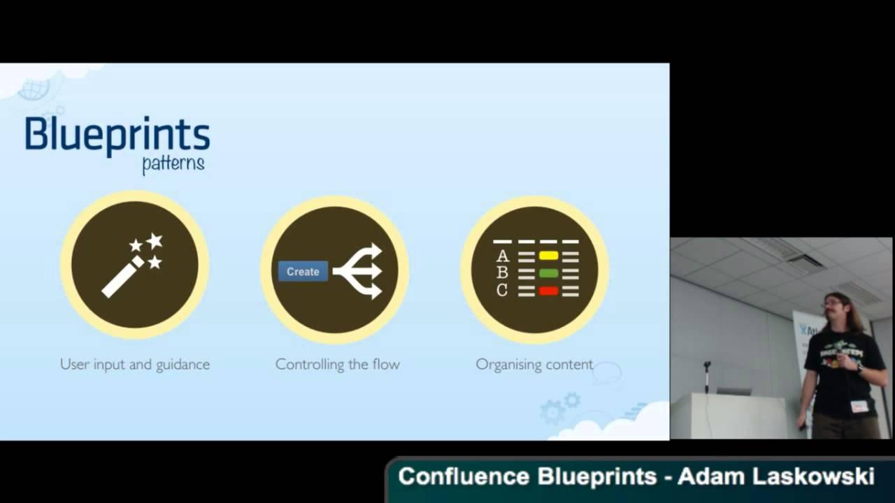 Confluence blueprints youtube confluence blueprints malvernweather Choice Image