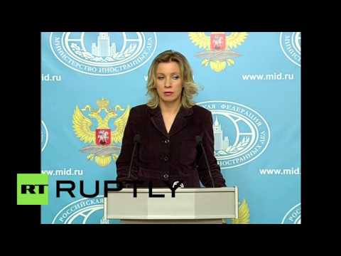 Russia: Foreign Ministry appeals for concrete information on Lesin's death