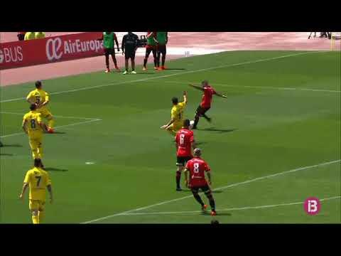 El Mallorca s`acosta al campionat amb un triomf contra l`Olot