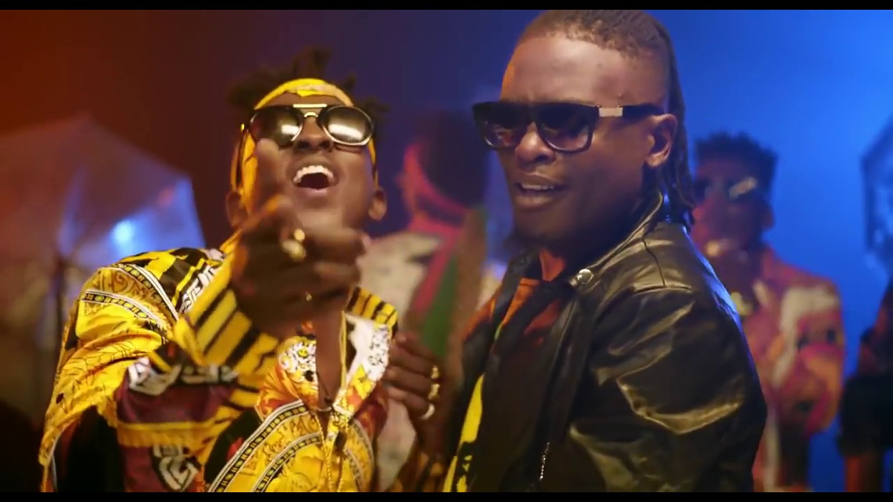 Download Radio & Weasel - Gutamiiza ft B2C ( Official Video )