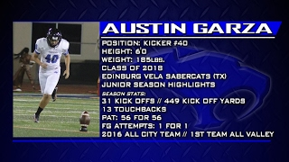Austin Garza K (Junior Highlights)