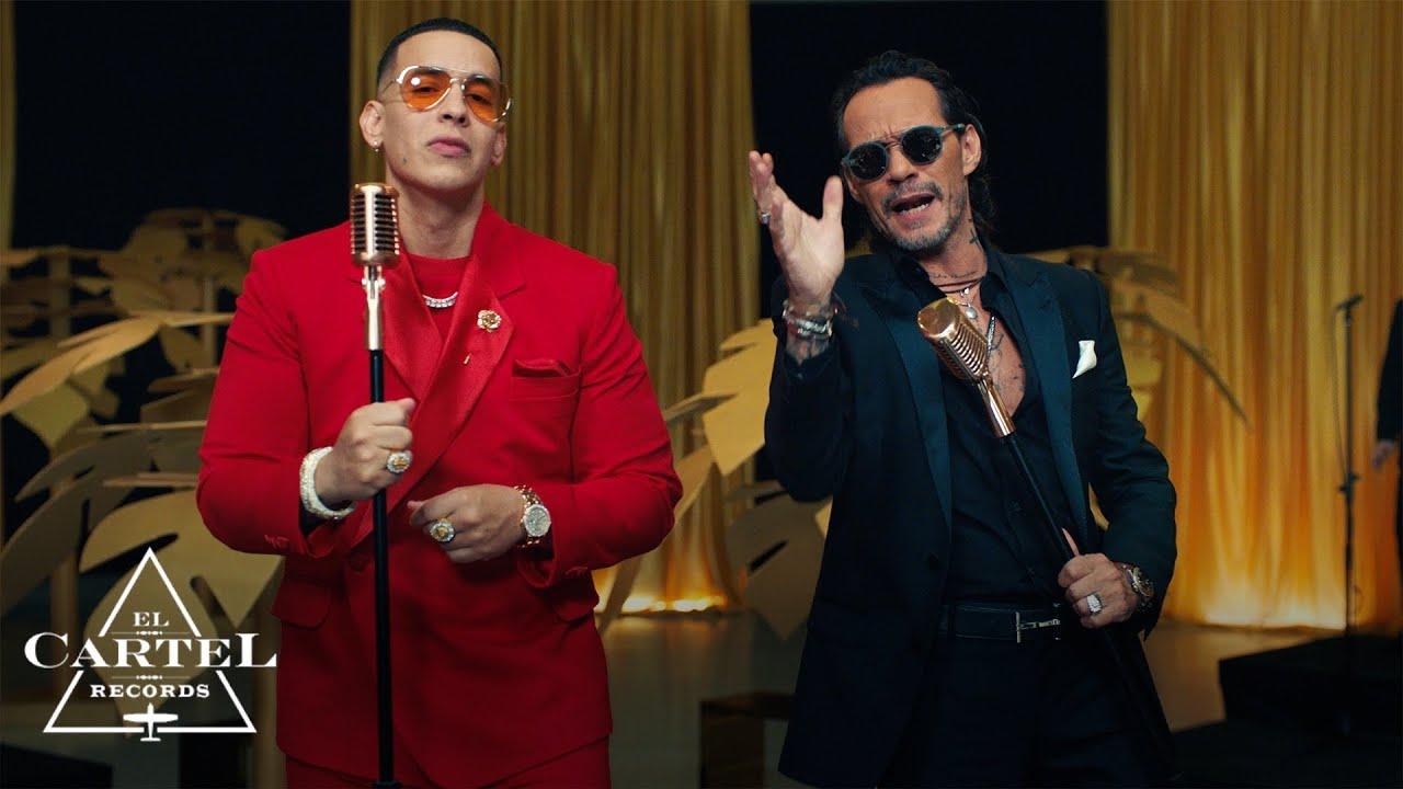 Daddy Yankee & Marc Anthony - De Vuelta Pa' La Vuelta (Official Video)