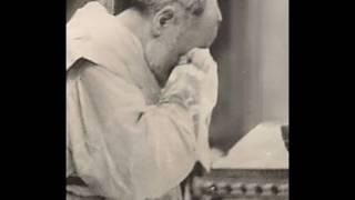 Fica Senhor Comigo - São Padre Pio de Pietrelcina