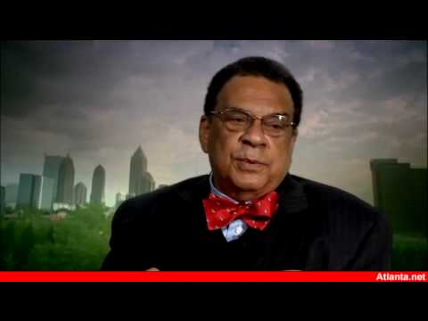 Andrew Young on Atlanta
