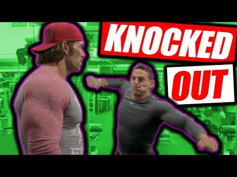 Mike O'Hearn Gets Knocked Out By Jessie Godderz ☠️