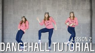 Dancehall Tutorials | Lesson 2 - Zip it up, Urkle Dance, Row di Boat