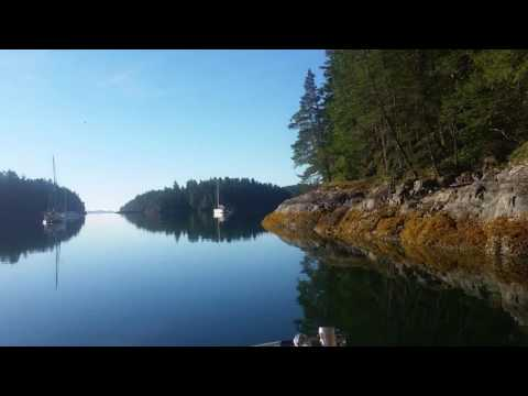 Sailing the Free life - Desolation sound on our Macgregor 26 (P4)