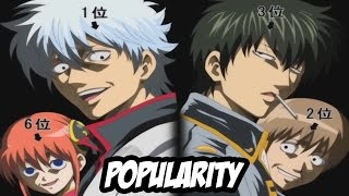 Gintama Episodes 182-184 Live Reaction Popularity Poll