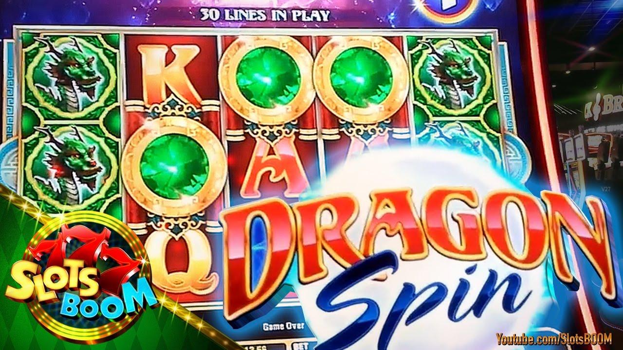 Dragon Spin Bally