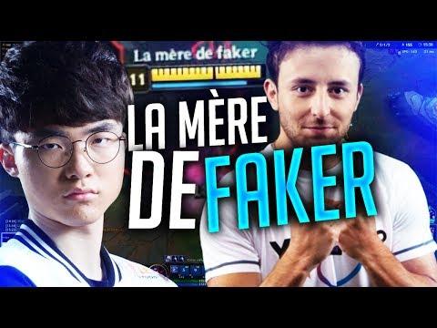 TEAM SOLARY - MELON EST : LA MERE DE FAKER