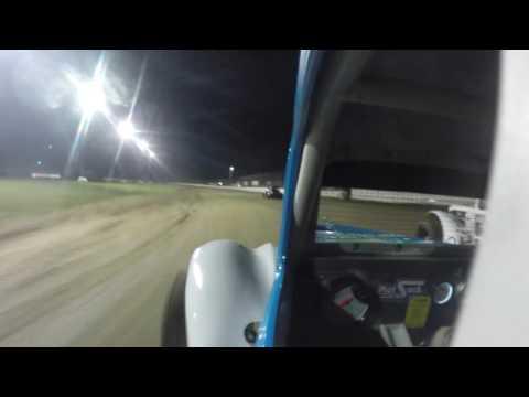 Lafayette County Speedway 7-15-16 Feature  Apfelbeck Racing