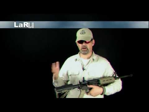 Review Of The LaRue Tactical RISR (Reciprocating Inline Stock Riser) LT748