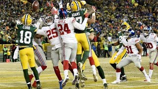 Green Bay vs. New York (Giants)
