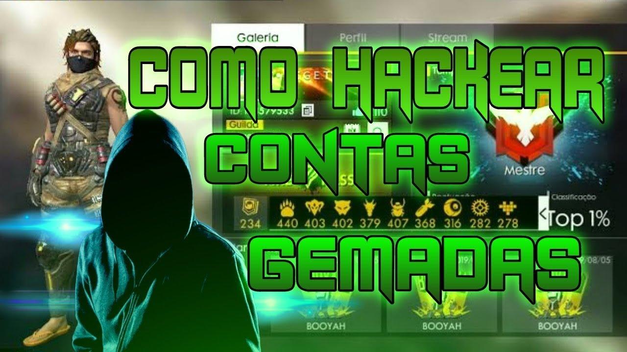 COMO HACKEAR CONTAS DE FREE FIRE 2020! COMO SE PROTEGER! - YouTube
