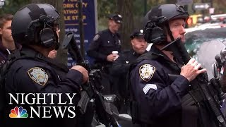 NYC Marathon: Largest Security Presence In Marathon History | NBC Nightly News