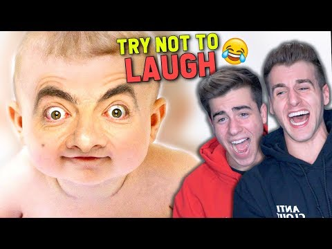 *Try Not To Laugh Challenge* (Funniest Home Videos)