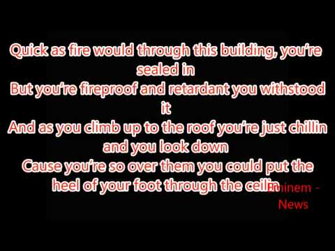 Eminem Beautiful Pain Feat. Sia [Lyrics]