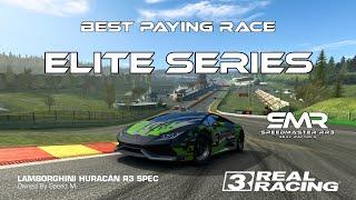 Real Racing 3 Best Paying Race In Elite Series RR3