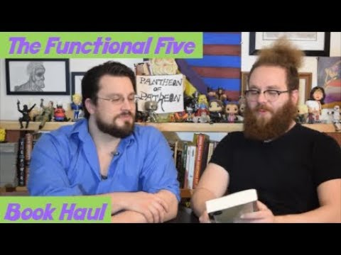 The Functional Five Book Haul