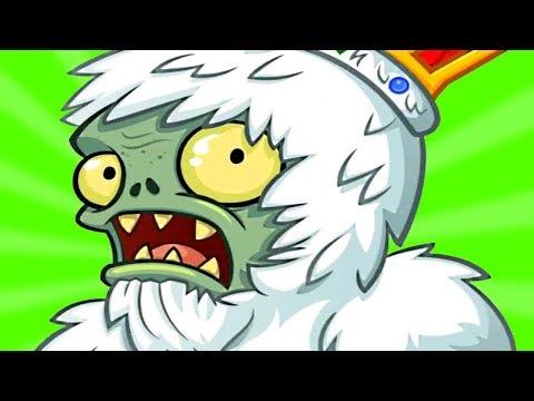Plants vs Zombies Garden Warfare 2 - THE YETI KING Boss Hunt Guide (NORMAL MODE)