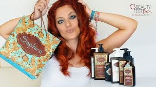 Saphira Hair Review | Beautytestbox